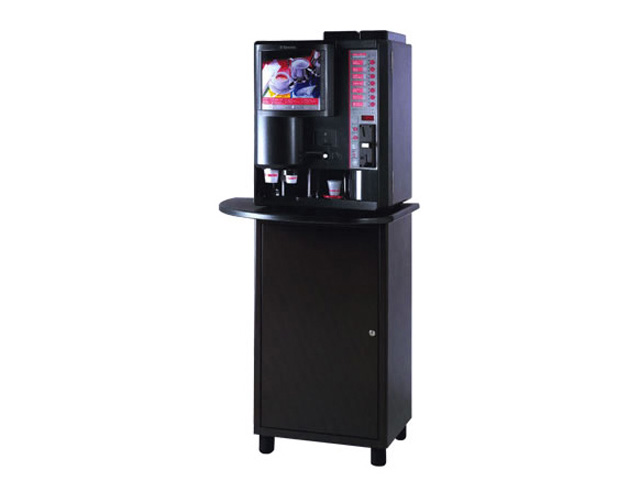 saeco 7p plus coffee vending machine